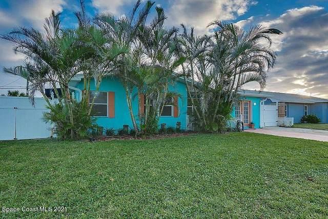 138 Harris Boulevard, Indialantic, FL 32903 (MLS #898454) :: Blue Marlin Real Estate