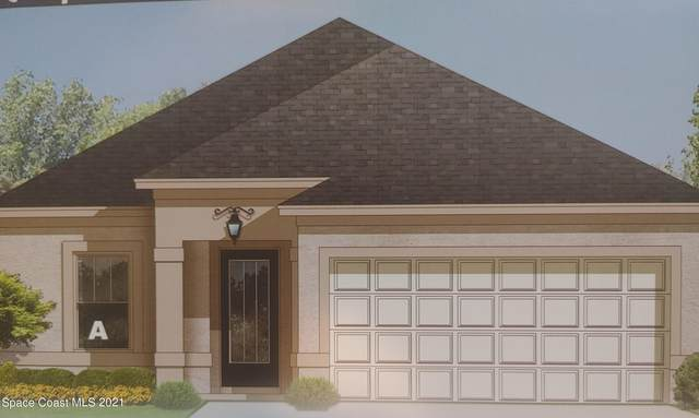 341 Decastro Avenue #10, Palm Bay, FL 32909 (MLS #898465) :: Premium Properties Real Estate Services