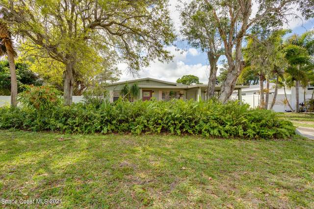 409 5th Avenue, Melbourne Beach, FL 32951 (MLS #898475) :: Coldwell Banker Realty