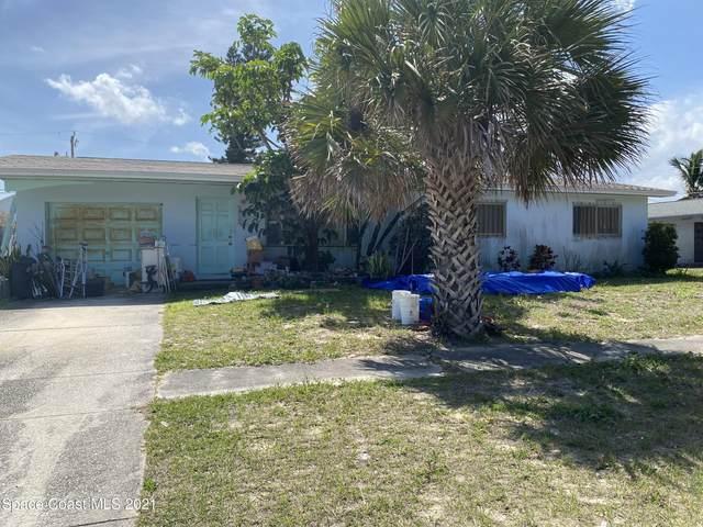 114 Harris Boulevard, Indialantic, FL 32903 (MLS #898484) :: Blue Marlin Real Estate