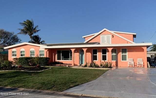 120 Boca Ciega Road, Cocoa Beach, FL 32931 (MLS #898495) :: Blue Marlin Real Estate