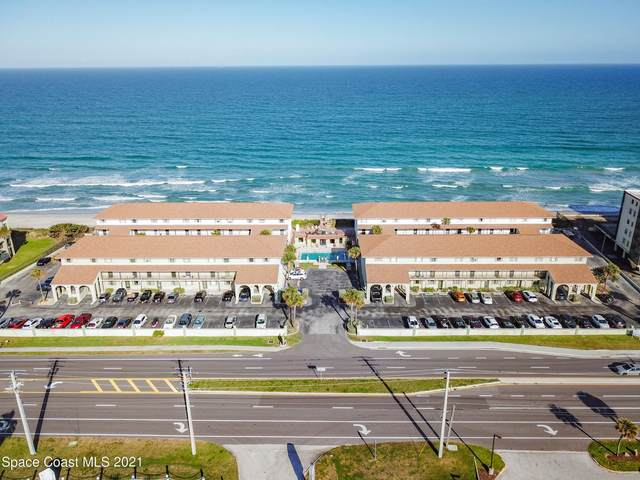 199 Highway A1a # D206, Satellite Beach, FL 32937 (MLS #898509) :: Blue Marlin Real Estate