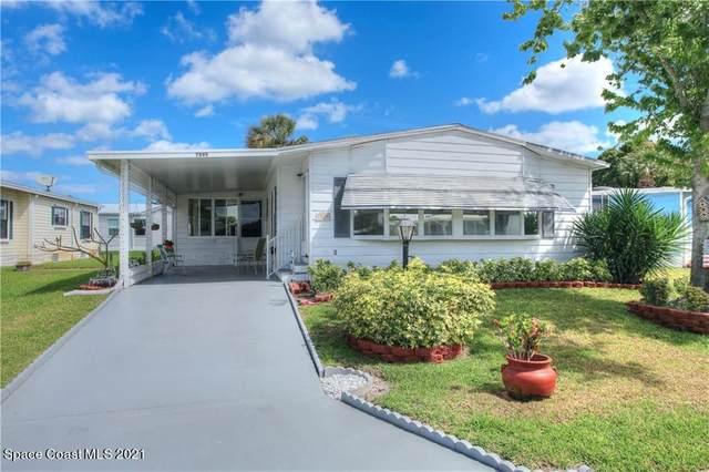 7589 Cedar Bark Road, Micco, FL 32976 (MLS #898516) :: Coldwell Banker Realty