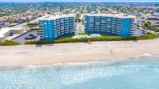 1175 Highway A1a #204, Satellite Beach, FL 32937 (MLS #898517) :: Blue Marlin Real Estate