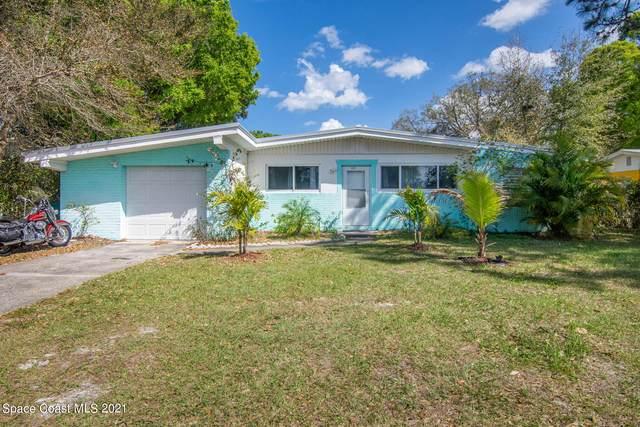 811 Glenmore Circle, Melbourne, FL 32901 (MLS #898531) :: Premium Properties Real Estate Services