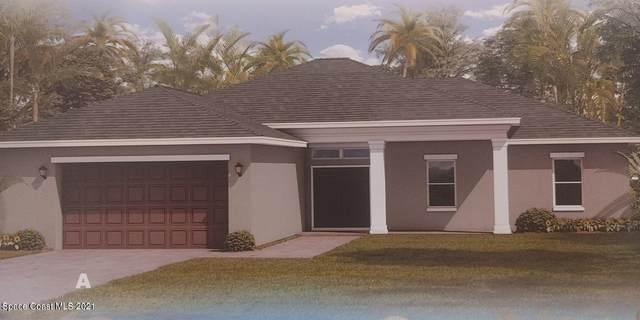 1162 Barbados Avenue SE, Palm Bay, FL 32909 (MLS #898532) :: Coldwell Banker Realty