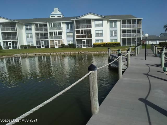 620 S Brevard Avenue #1011, Cocoa Beach, FL 32931 (MLS #898533) :: Premium Properties Real Estate Services