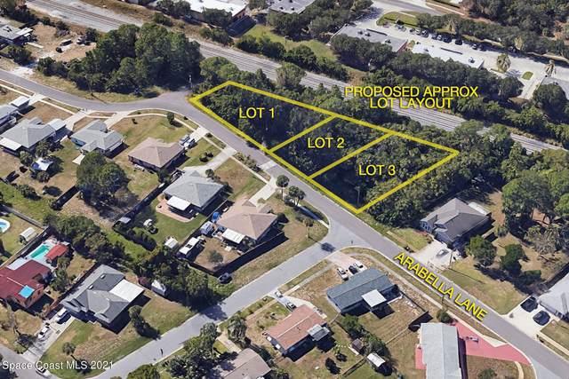 520 Arabella Lane, Cocoa, FL 32927 (MLS #898534) :: Premium Properties Real Estate Services