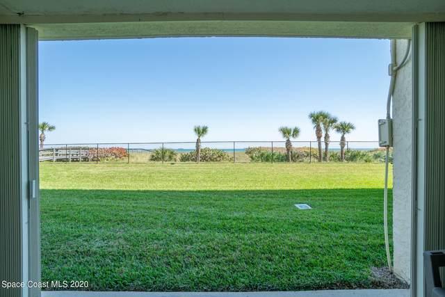 1860 N Atlantic Avenue #102, Cocoa Beach, FL 32931 (MLS #898538) :: Coldwell Banker Realty