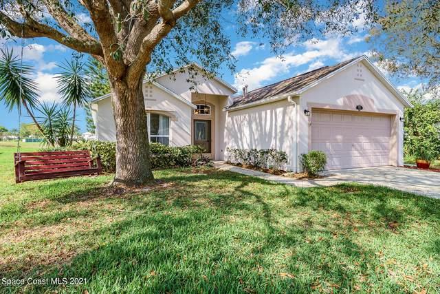 2152 Spring Creek Circle NE, Palm Bay, FL 32905 (#898540) :: The Reynolds Team/ONE Sotheby's International Realty