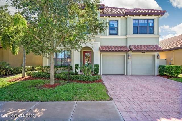 329 Montecito Drive, Satellite Beach, FL 32937 (MLS #898543) :: Blue Marlin Real Estate