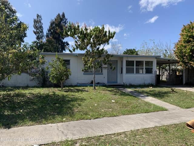 1172 Wild Rose Drive NE, Palm Bay, FL 32905 (MLS #898565) :: Premium Properties Real Estate Services