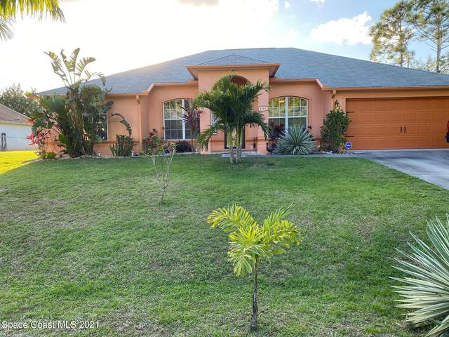 490 Hobart Avenue NW, Palm Bay, FL 32907 (MLS #898587) :: Premium Properties Real Estate Services