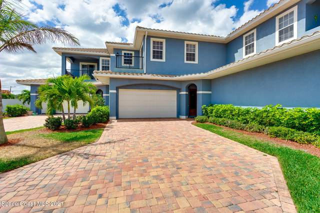 104 Mediterranean Way, Indian Harbour Beach, FL 32937 (MLS #898591) :: Coldwell Banker Realty