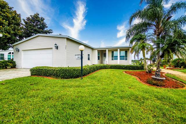 326 Meridian Run Drive #307, Cocoa, FL 32926 (MLS #898608) :: Premium Properties Real Estate Services