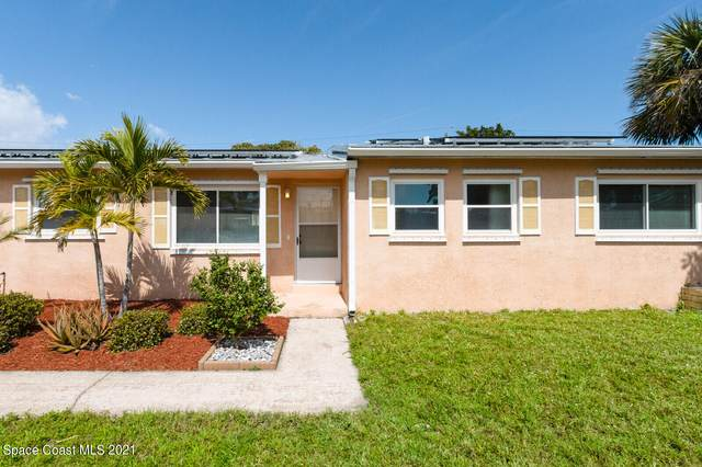 205 NE 3rd Street, Satellite Beach, FL 32937 (MLS #898614) :: Blue Marlin Real Estate