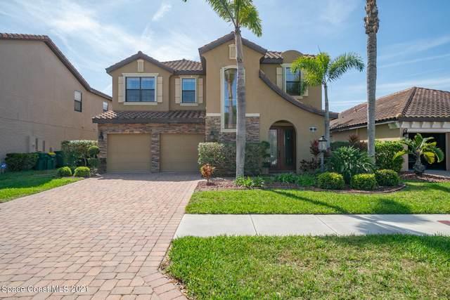 419 Montecito Drive, Satellite Beach, FL 32937 (MLS #898624) :: Blue Marlin Real Estate