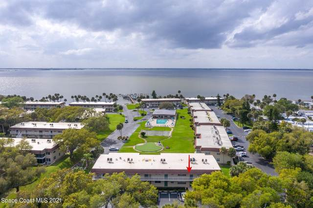 151 Cape Shores Circle #1, Cape Canaveral, FL 32920 (MLS #898639) :: Blue Marlin Real Estate