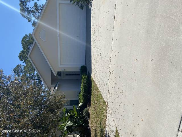 1741 SW Sawgrass Drive SW, Palm Bay, FL 32908 (MLS #898645) :: Blue Marlin Real Estate