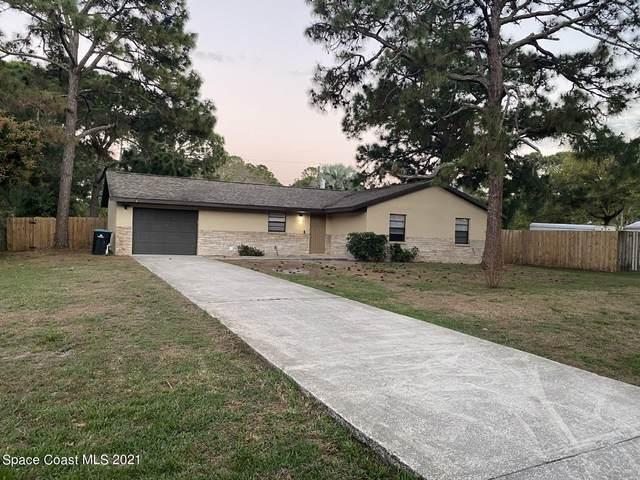 231 Deauville Avenue SE, Palm Bay, FL 32909 (MLS #898647) :: Blue Marlin Real Estate