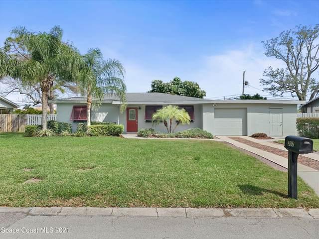 357 Jeanne Drive, Melbourne, FL 32935 (MLS #898649) :: Blue Marlin Real Estate