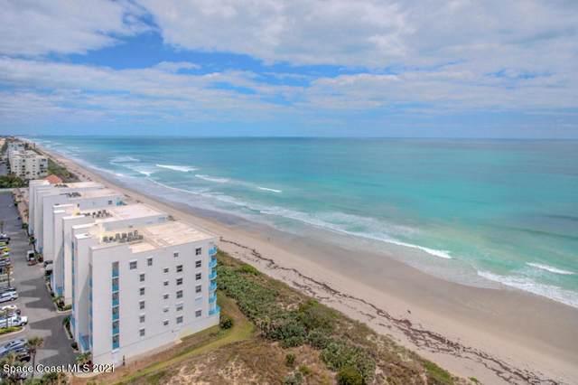 581 Highway A1a #202, Satellite Beach, FL 32937 (MLS #898660) :: Blue Marlin Real Estate