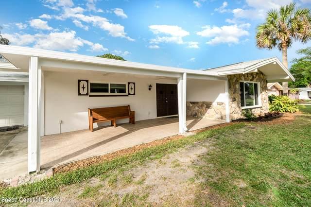 7609 Northern Oak Street, Melbourne, FL 32904 (MLS #898666) :: Blue Marlin Real Estate