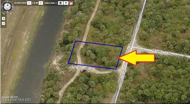 2520 Glenrock Road SW, Palm Bay, FL 32908 (MLS #898667) :: Blue Marlin Real Estate