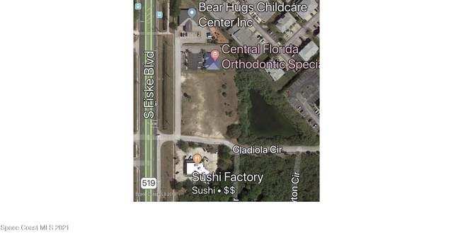 00 S Fiske Boulevard, Rockledge, FL 32955 (MLS #898669) :: Blue Marlin Real Estate