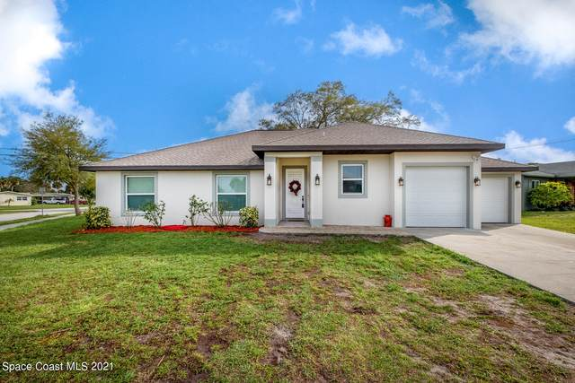 997 Elkcam Boulevard, Cocoa, FL 32927 (MLS #898670) :: Blue Marlin Real Estate