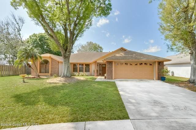 2900 Saint Marks Avenue, Melbourne, FL 32935 (MLS #898676) :: Blue Marlin Real Estate