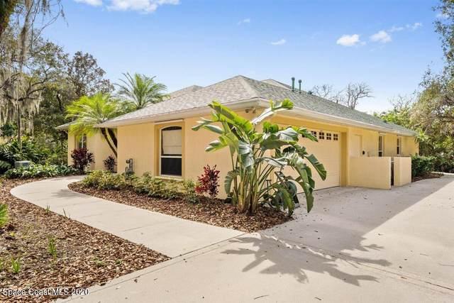 4704 Anise Tree Court, Melbourne, FL 32934 (MLS #898682) :: Blue Marlin Real Estate