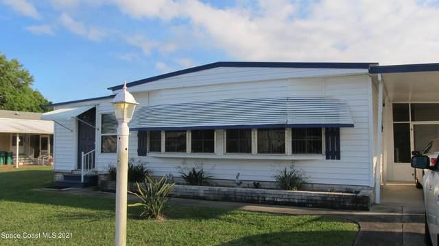 921 Spruce Street, Sebastian, FL 32976 (MLS #898691) :: Premium Properties Real Estate Services