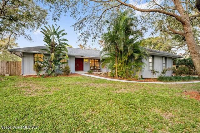 900 Mandarin Drive NE, Palm Bay, FL 32905 (MLS #898719) :: Premium Properties Real Estate Services