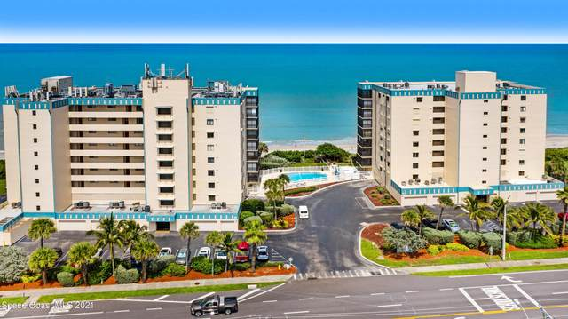 1125 Highway A1a #402, Satellite Beach, FL 32937 (MLS #898731) :: Engel & Voelkers Melbourne Central