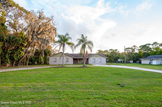 5021 Ranchwood Drive, Cocoa, FL 32926 (MLS #898738) :: Premium Properties Real Estate Services