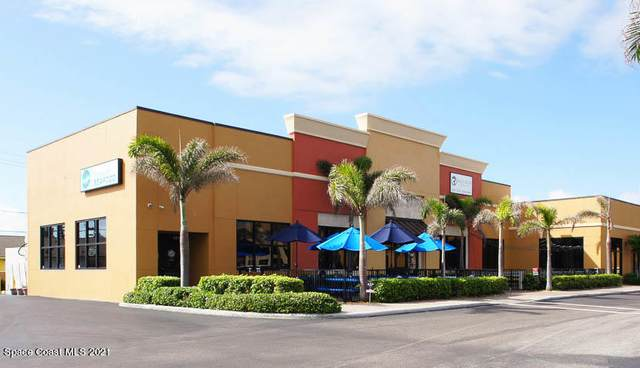 1220 Florida A1a #4, Indialantic, FL 32903 (MLS #898739) :: Engel & Voelkers Melbourne Central