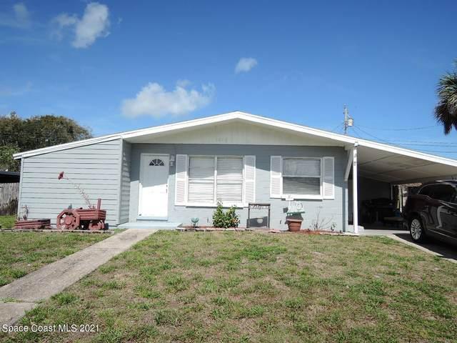 3870 Barcelona Street, Titusville, FL 32796 (MLS #898740) :: Blue Marlin Real Estate