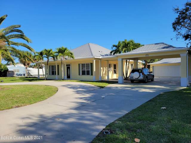421 6th Avenue, Indialantic, FL 32903 (MLS #898759) :: Premium Properties Real Estate Services