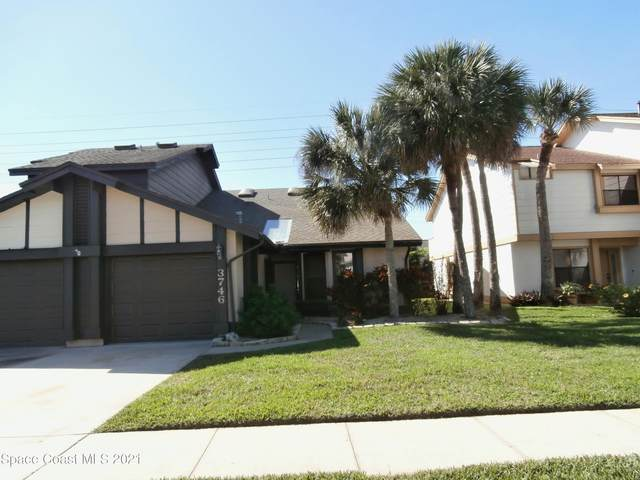 3746 Sawgrass Drive, Titusville, FL 32780 (MLS #898764) :: Premium Properties Real Estate Services