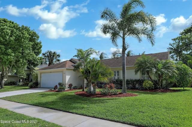 3159 Brentwood Lane, Melbourne, FL 32934 (MLS #898770) :: Premium Properties Real Estate Services