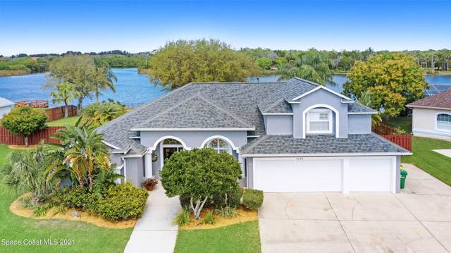 2220 Stone Lake Drive, Merritt Island, FL 32953 (MLS #898784) :: Premium Properties Real Estate Services