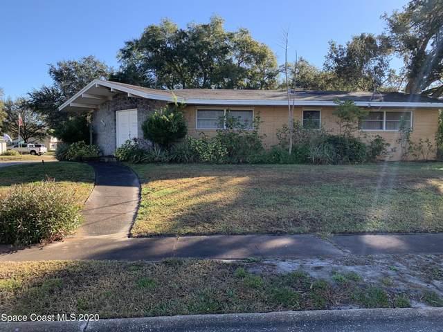 1751 Carriage Drive, Titusville, FL 32796 (MLS #898790) :: Premium Properties Real Estate Services