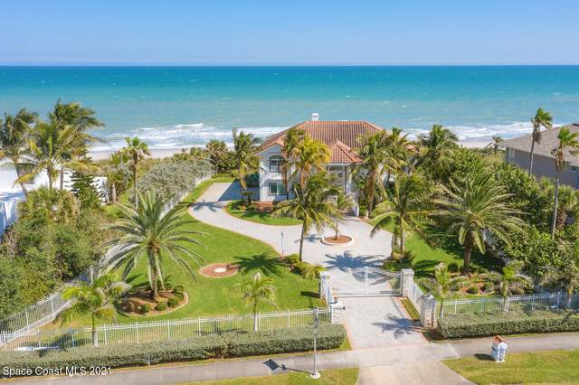 1665 Highway A1a, Satellite Beach, FL 32937 (MLS #898791) :: Premium Properties Real Estate Services