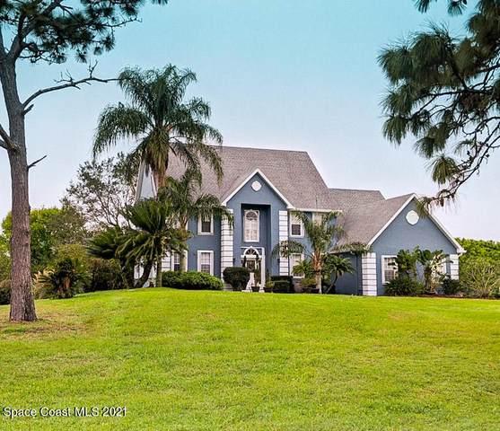 4139 Sparrow Hawk Road, Melbourne, FL 32934 (MLS #898792) :: Premium Properties Real Estate Services