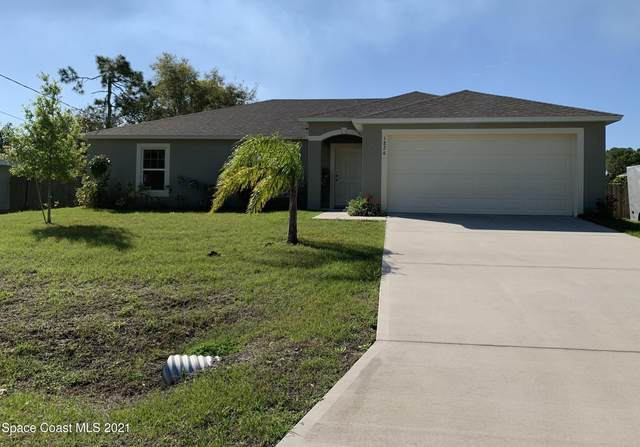 1826 Delaware Street NW, Palm Bay, FL 32907 (MLS #898800) :: Premium Properties Real Estate Services