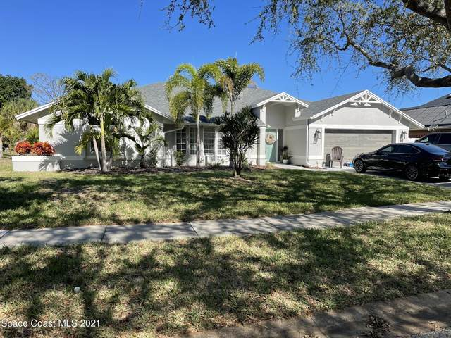 430 Oriole Lane, Indialantic, FL 32903 (MLS #898805) :: Engel & Voelkers Melbourne Central