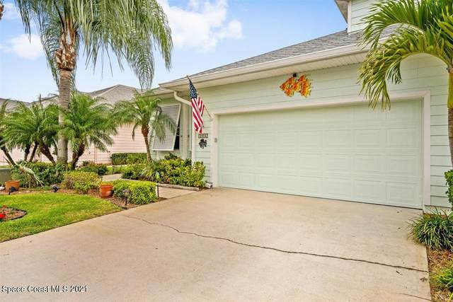 1052 Eleuthera Drive NE, Palm Bay, FL 32905 (MLS #898807) :: Blue Marlin Real Estate