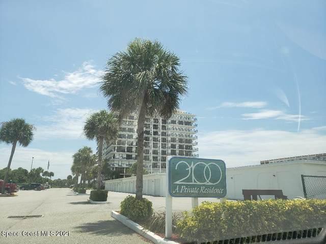 2100 N Atlantic Avenue #901, Cocoa Beach, FL 32931 (MLS #898818) :: Dalton Wade Real Estate Group