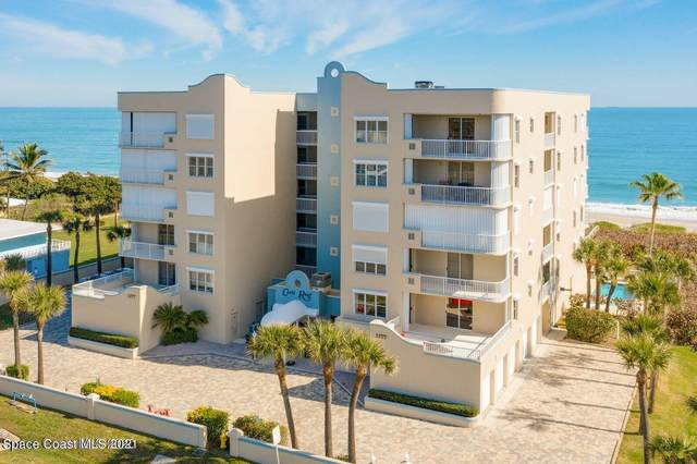 1177 N Highway A1a #303, Indialantic, FL 32903 (MLS #898819) :: Premium Properties Real Estate Services
